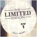 World POG Federation (WPF) > Limited Edition Back.