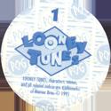 World POG Federation (WPF) > Looney Tunes Back.