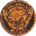 World POG Federation (WPF) > Looney Tunes Kinis The-Brain-Rules!-Bronze.