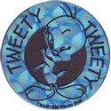 World POG Federation (WPF) > Looney Tunes Kinis Tweety-Blue.