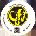 World POG Federation (WPF) > McDonalds Power Rangers & VR Troopers 10-Power-Rangers.-Black-Ranger-Back.