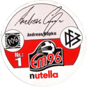World POG Federation (WPF) > Nutella EM96 01-Andreas-Köpke-(back).