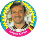 World POG Federation (WPF) > Nutella EM96 03-Jürgen-Kohler.