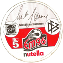 World POG Federation (WPF) > Nutella EM96 05-Matthias-Sammer-(back).