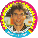 World POG Federation (WPF) > Nutella EM96 06-Markus-Babbel.
