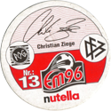 World POG Federation (WPF) > Nutella EM96 13-Christian-Ziege-(back).