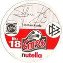 World POG Federation (WPF) > Nutella EM96 18-Stefan-Kuntz-(back).