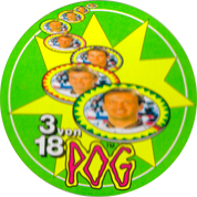World POG Federation (WPF) > Nutella EM96 Lids Green.