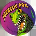 World POG Federation (WPF) > Pog Pourri Series 1 32-Jurassic-POG.