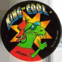 World POG Federation (WPF) > Pog Pourri Series 1 34-King-of-Cool-I.