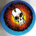 World POG Federation (WPF) > Pog Pourri Series 1 44-Skull-Bomb.