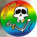 World POG Federation (WPF) > Pog Pourri Series 1 50-BBBAD-Bones.