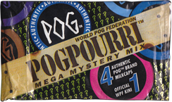 World POG Federation (WPF) > Pog Pourri Series 1 Packet & Checklist Front.