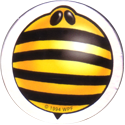 World POG Federation (WPF) > Pog Pourri Series 2 19-Bumble-Bee.