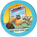 World POG Federation (WPF) > Pog Pourri Series 2 49-Bad-Hair-Day.