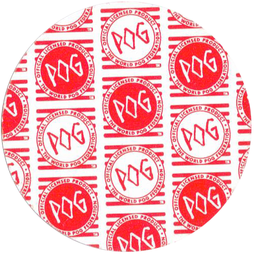 World POG Federation (WPF) > Pog Wild Disneyland 1994