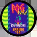 World POG Federation (WPF) > Pog Wild Disneyland 1994 02.