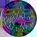 World POG Federation (WPF) > Pog Wild Disneyland 1994 Kini-front.