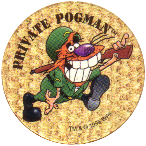 World POG Federation (WPF) > Random House > POG Milkcap Collectors Guide