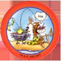 World POG Federation (WPF) > Random House > Pogman Discovers America 12.