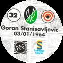 World POG Federation (WPF) > Schmidt > Österreichische Bundesliga 32-Goran-Stanisavljevic-(back).