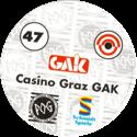 World POG Federation (WPF) > Schmidt > Österreichische Bundesliga 47-Casino-Graz-GAK-(back).