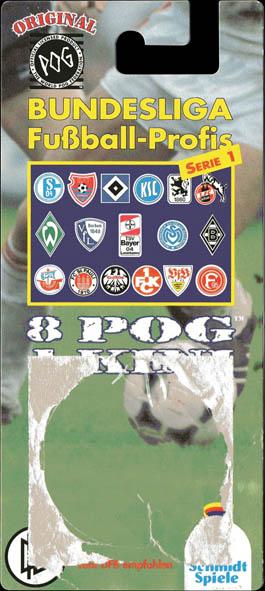 World POG Federation (WPF) > Schmidt > Bundesliga Checklists etc. Bundesliga-Fußball-Profis-Serie-1-Blister-pack-(front).