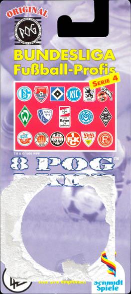 World POG Federation (WPF) > Schmidt > Bundesliga Checklists etc. Bundesliga-Fußball-Profis-Serie-4-Blister-pack-(front).