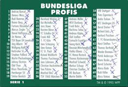 World POG Federation (WPF) > Schmidt > Bundesliga Checklists etc. Bundesliga-Profis-Serie-1.