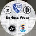 World POG Federation (WPF) > Schmidt > Bundesliga Serie 1 002-VfL-Bochum-Dariusz-Wosz-(back).