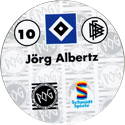 World POG Federation (WPF) > Schmidt > Bundesliga Serie 1 010-Hamburger-SV-Jörg-Albertz-(back).
