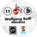 World POG Federation (WPF) > Schmidt > Bundesliga Serie 1 011-1.-FC-Köln-Wolfgang-Rolff-Mittelfeld-(back).