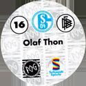 World POG Federation (WPF) > Schmidt > Bundesliga Serie 1 016-FC-Schalke-04-Olaf-Thon-(back).