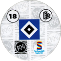 World POG Federation (WPF) > Schmidt > Bundesliga Serie 1 018-Hamburger-SV-(back).