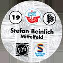 World POG Federation (WPF) > Schmidt > Bundesliga Serie 1 019-FC-Hansa-Rostock-Stefan-Beinlich-Mittelfeld-(back).