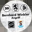 World POG Federation (WPF) > Schmidt > Bundesliga Serie 1 020-TSV-1860-München-Bernhard-Winkler-Angriff-(back).