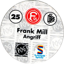World POG Federation (WPF) > Schmidt > Bundesliga Serie 1 025-Fortuna-Düsseldorf-Frank-Mill-Angriff-(back).