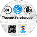 World POG Federation (WPF) > Schmidt > Bundesliga Serie 1 031-MSV-Duisburg-Thomas-Puschmann-(back).
