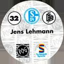 World POG Federation (WPF) > Schmidt > Bundesliga Serie 1 032-FC-Schalke-04-Jens-Lehrmann-(back).