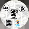 World POG Federation (WPF) > Schmidt > Bundesliga Serie 1 036-TSV-1860-München-(back).