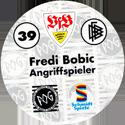 World POG Federation (WPF) > Schmidt > Bundesliga Serie 1 039-VfB-Stuttgart-Fredi-Bobic-Angriffspieler-(back).