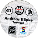World POG Federation (WPF) > Schmidt > Bundesliga Serie 1 041-Eintracht-Frankfurt-Andreas-Köpke-Torwart-(back).