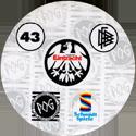 World POG Federation (WPF) > Schmidt > Bundesliga Serie 1 043-Eintracht-Frankfurt-(back).