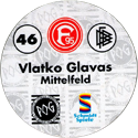 World POG Federation (WPF) > Schmidt > Bundesliga Serie 1 046-Fortuna-Düsseldorf-Vlatko-Glavas-Mittelfeld-(back).