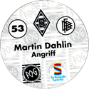 World POG Federation (WPF) > Schmidt > Bundesliga Serie 1 053-Borussia-Mönchengladbach-Martin-Dahlin-Angriff-(back).