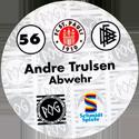 World POG Federation (WPF) > Schmidt > Bundesliga Serie 1 056-FC-St.-Pauli-Andre-Trulsen-Abwehr-(back).