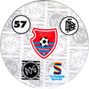 World POG Federation (WPF) > Schmidt > Bundesliga Serie 1 057-KFC-Uerdingen-(back).