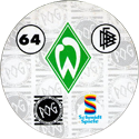 World POG Federation (WPF) > Schmidt > Bundesliga Serie 1 064-Werder-Bremen-(back).