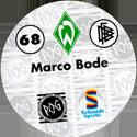 World POG Federation (WPF) > Schmidt > Bundesliga Serie 1 068-Werder-Bremen-Marco-Bode-(back).