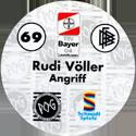 World POG Federation (WPF) > Schmidt > Bundesliga Serie 1 069-Bayer-Leverkusen-Rudi-Völler-Angriff-(back).